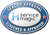 Service Magic Screened and Approved